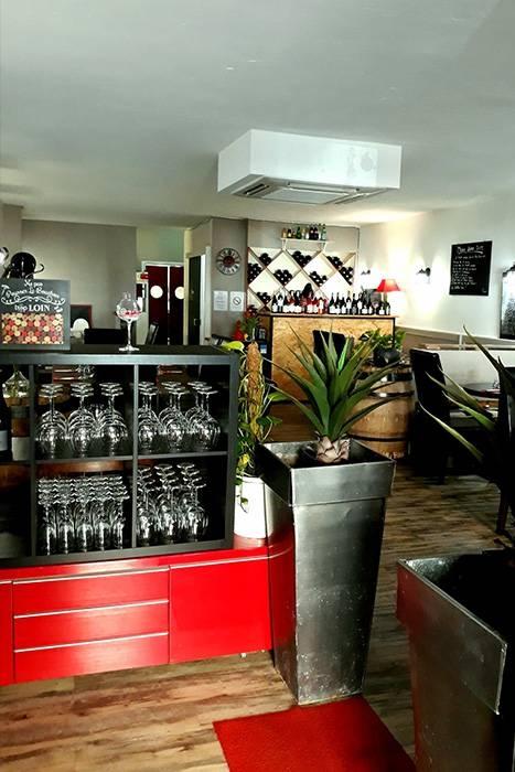 Le restaurant - L'Entre Amis - Vaison-la-Romaine